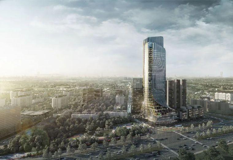 GWP新作丨广州丰盛101高层综合体