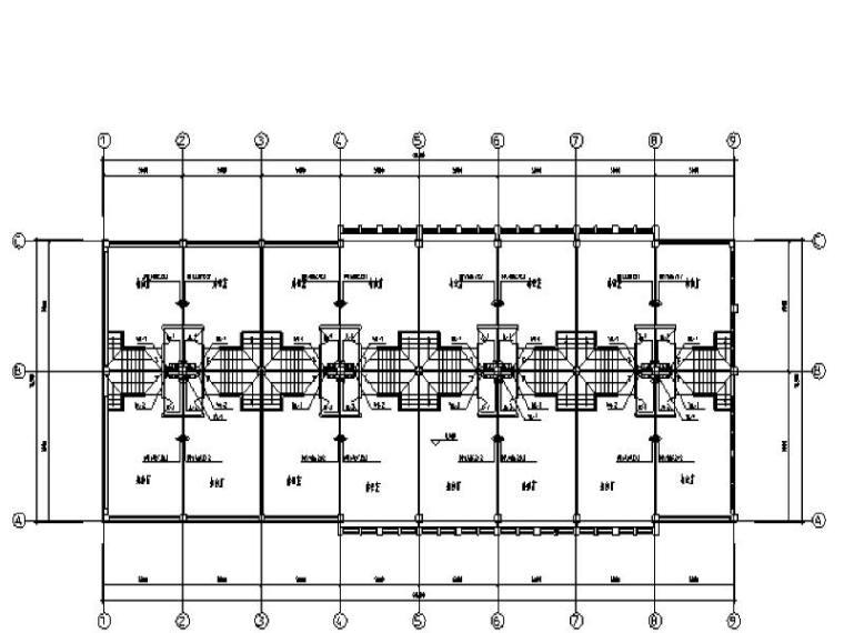 广联达软件安装算量实例(含图纸工程量)