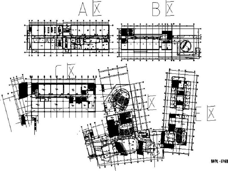 大学通信分布系统建设工程预算书(带图纸)