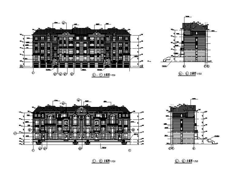379套精选单层多层农村自建房+别墅建筑施工图17