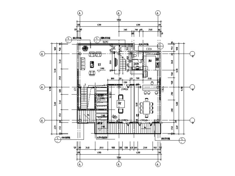379套精选单层多层农村自建房+别墅建筑施工图16