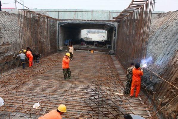 框架涵洞及盖板涵洞施工技术与施工安全