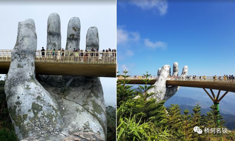 越南人行景观桥-金桥_30