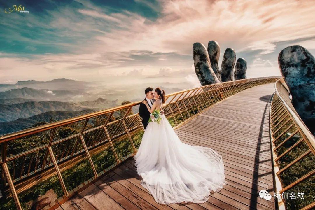 越南人行景观桥-金桥_36