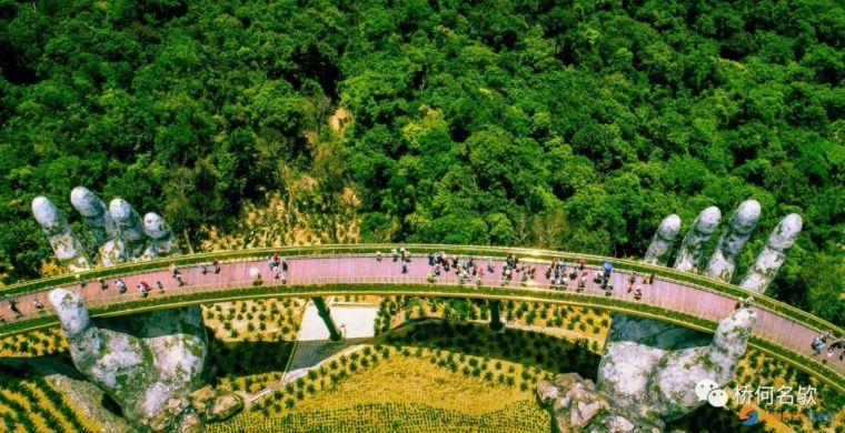 越南人行景观桥-金桥_4