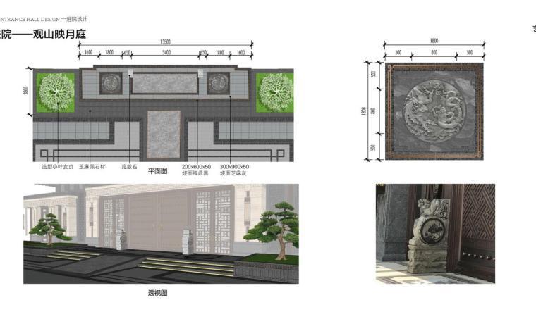 庭院设计图 1