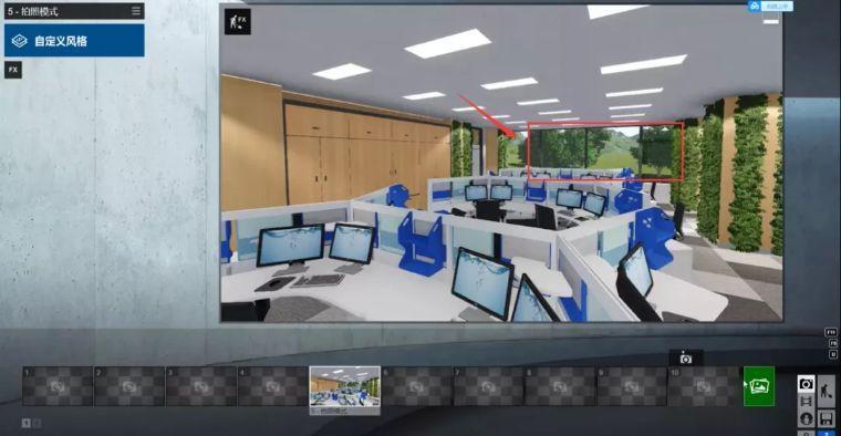 我才知道用Lumion渲染室内效果图这么快!_34