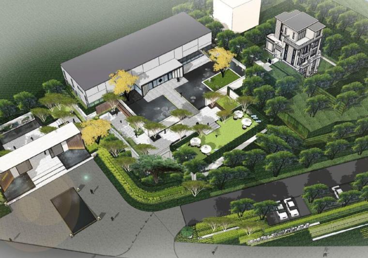[重庆]龙湖椿山住宅方案设计