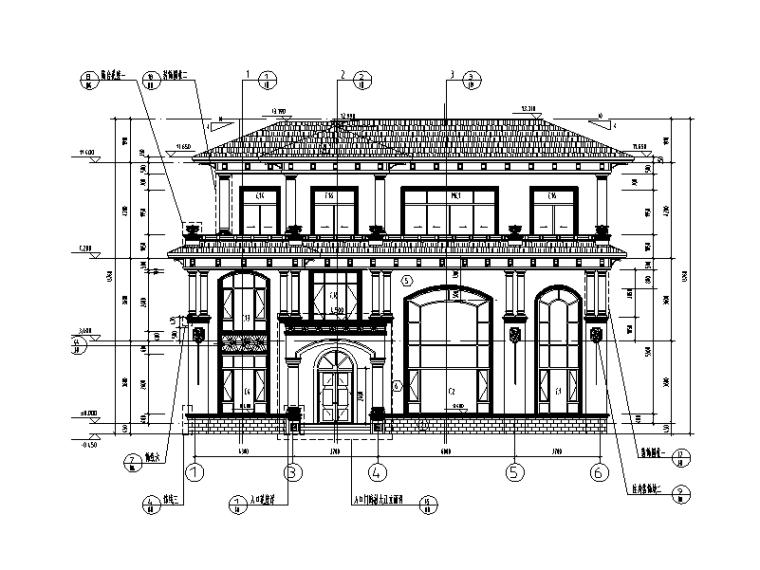 379套精选单层多层农村自建房+别墅建筑施工图4