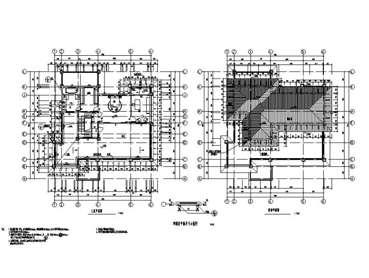 379套精选单层多层农村自建房+别墅建筑施工图5