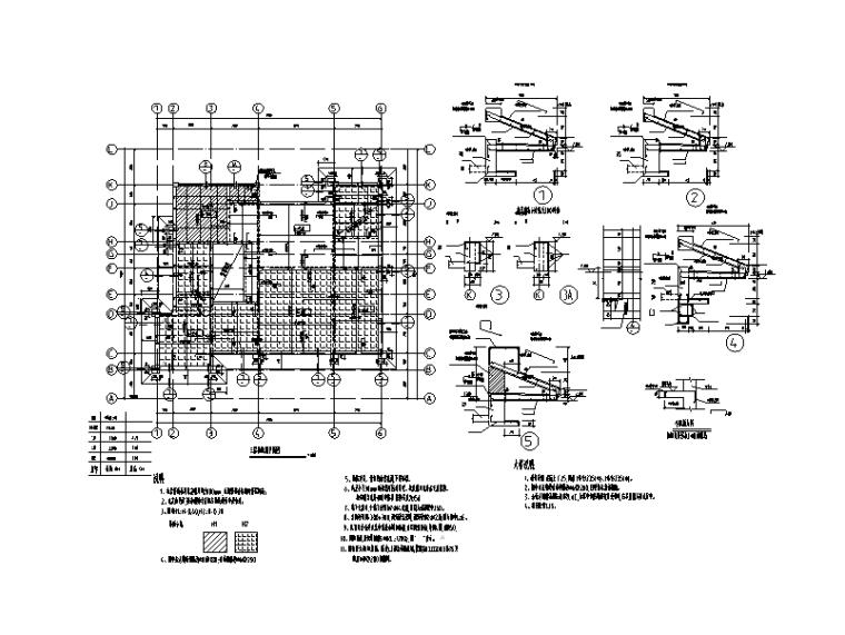 379套精选单层多层农村自建房+别墅建筑施工图6