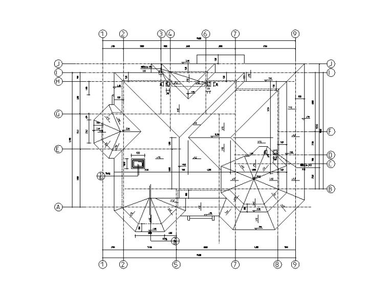 379套精选单层多层农村自建房+别墅建筑施工图12
