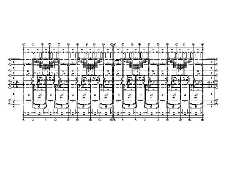 379套精选单层多层农村自建房+别墅建筑施工图13