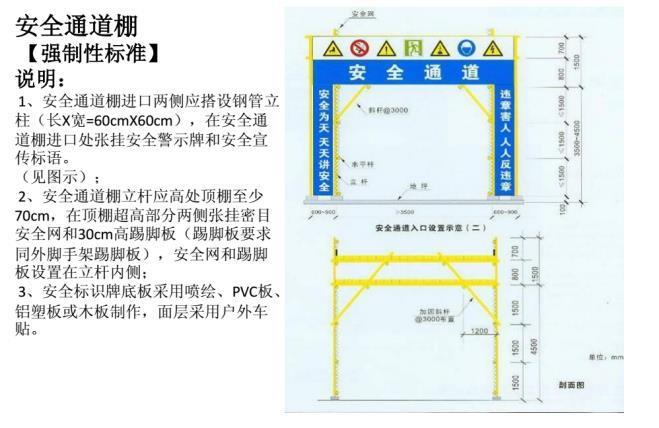 建筑工程高层项目安全文明施工专项方案