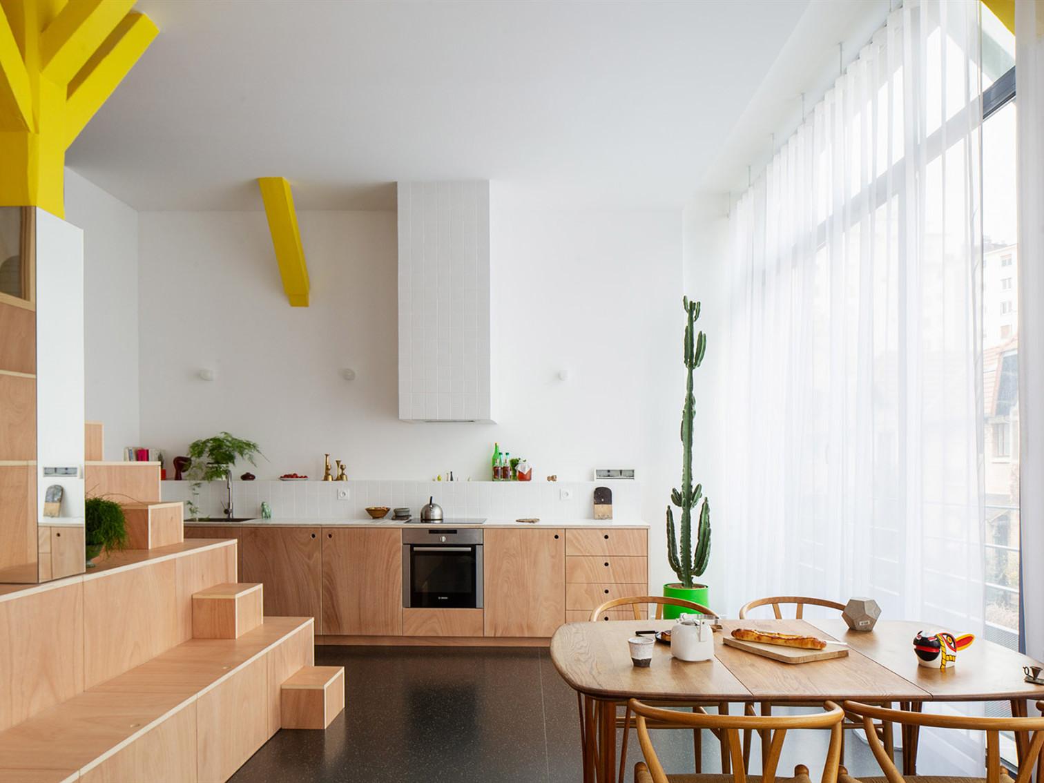 法国BDD公寓
