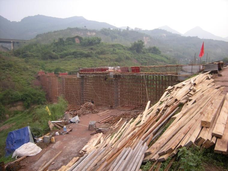 桥梁工程混凝土简支梁的制造与架设