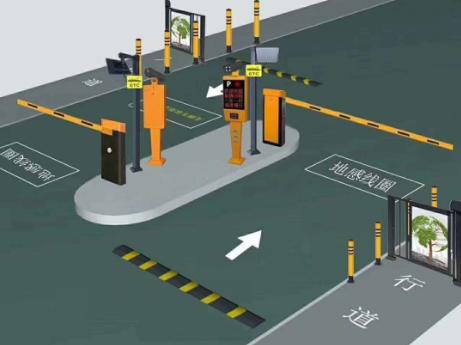[收藏]停车场管理系统施工方案,可作投标用