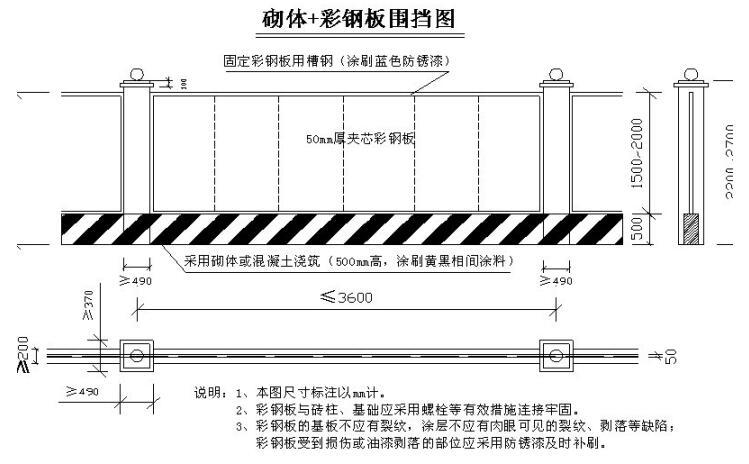 装配式标牌资料下载-广西工程现场文明施工标准化图集(27页)