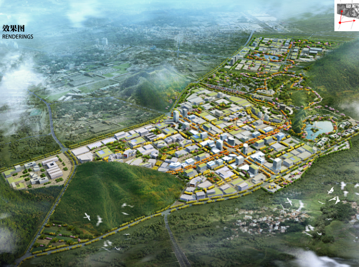 南太湖绿色智能制造产业园城市设计规划文本