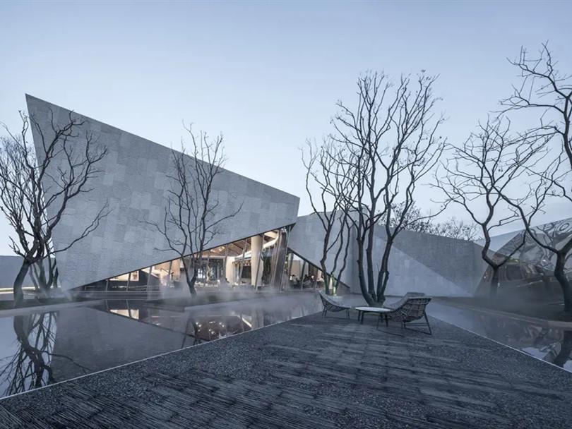 西安中南·春风南岸住宅景观
