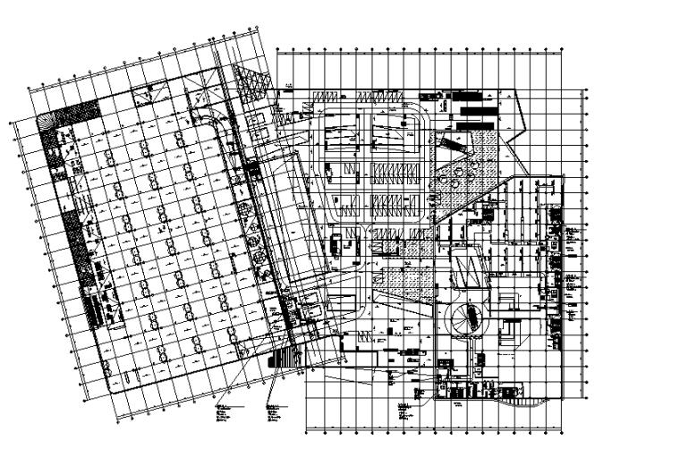一键下载!大型超市总承包工程全套招标资料-暖通风管