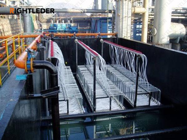 特种化工废水处理工艺资料下载-解析煤电厂废水处理在工艺上的特点