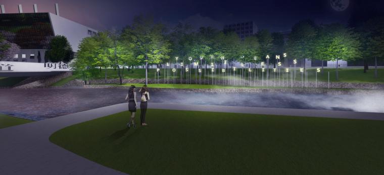 河畔剧场效果图2