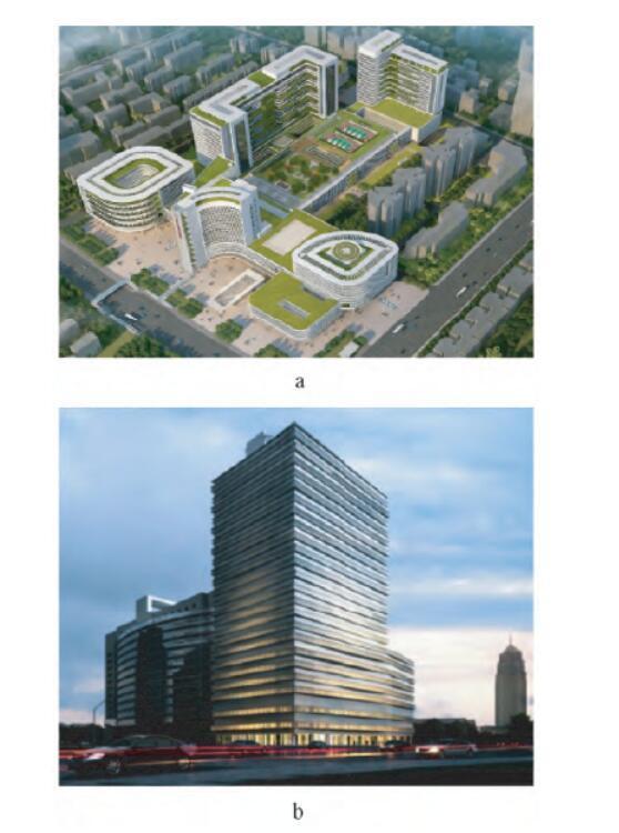 装配式钢结构在医院建筑改扩建工程中的应用