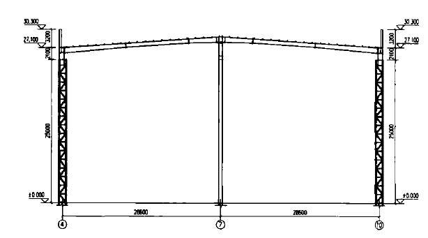 结构剖面图