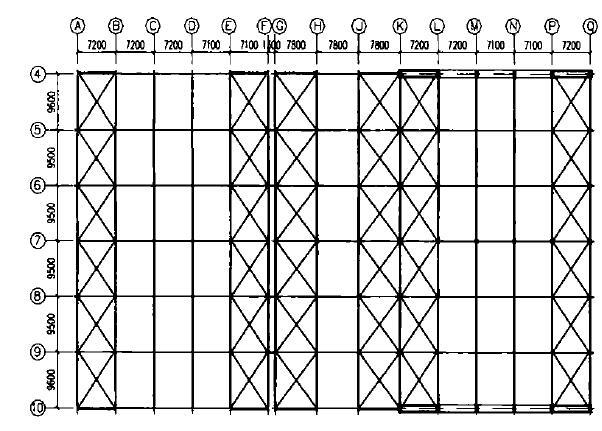 结构平面图