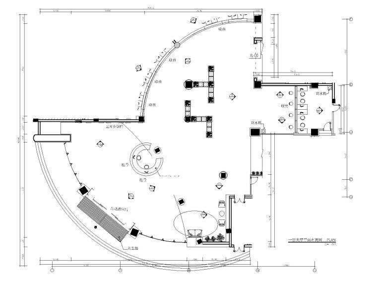 深圳港龙医院全套CAD设计施工图