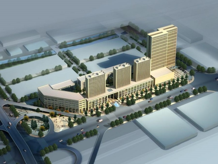 [哈尔滨]安置区项目高层住宅施工组织设计
