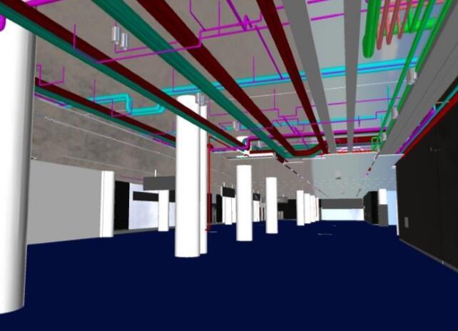 BIM技术在火车站施工总承包中的综合应用