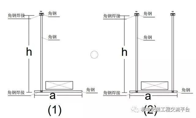桥架预留洞及封堵资料下载-电缆桥架施工方案或技术交底