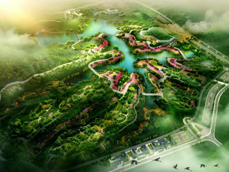[重庆]国际园林博览会规划设计方案