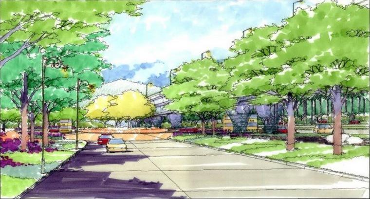 [香港]梦幻主题公园规划设计方案