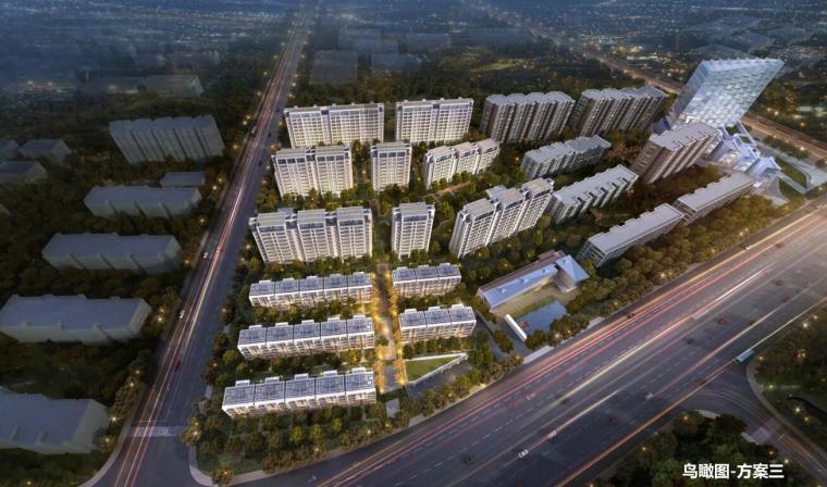 [北京]现代风格轻奢豪宅洋房建筑方案文本