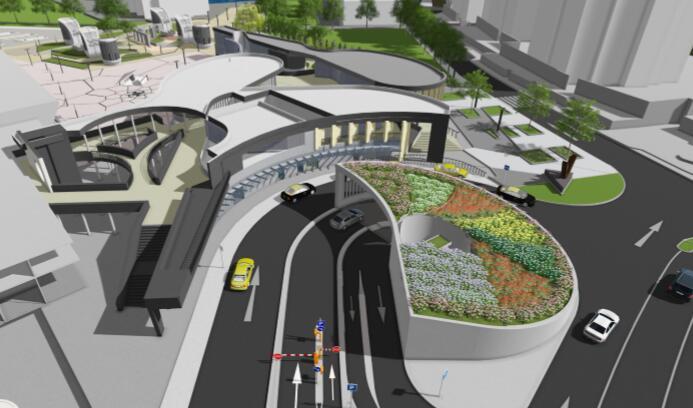 地下交通枢纽工程BIM技术综合应用(2019)