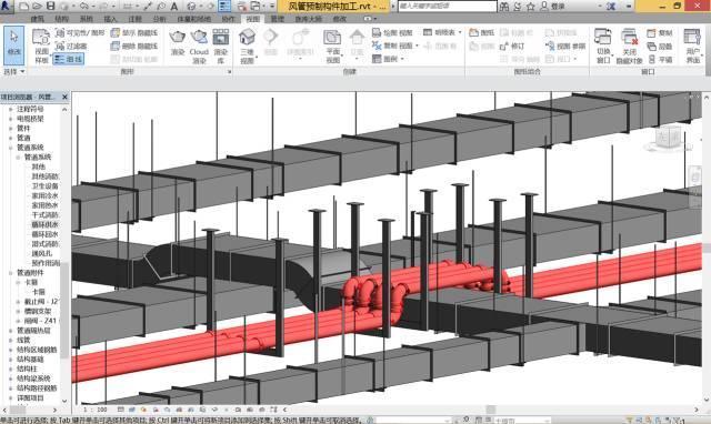 图文详解机电BIM技术虚拟建造,值得收藏!