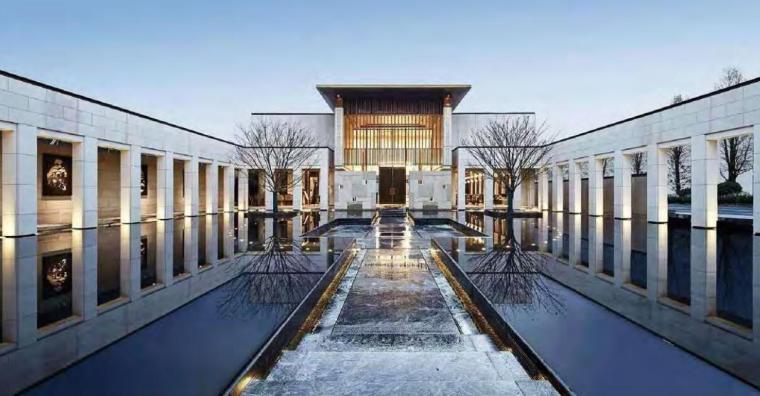 [南京]阳光城南京青龙小高层洋房建筑方案