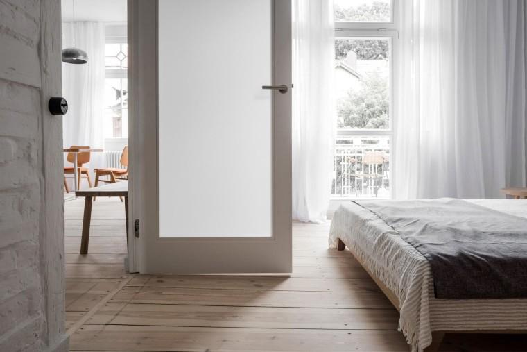 波兰90㎡精简公寓,清新自然之居