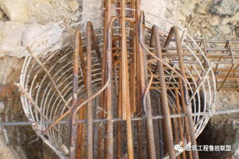 图解:建筑工程防雷接地施工流程实例
