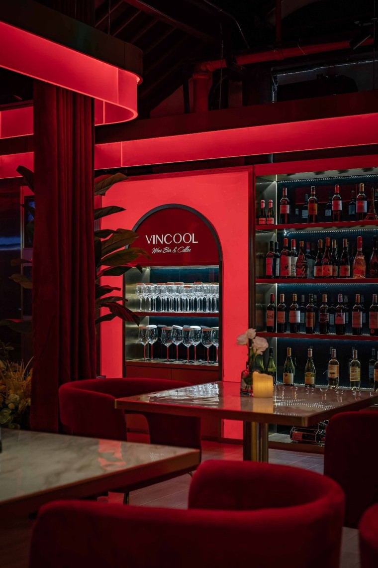 南京VINCOOL WINE&CELLAR酒吧| 薛Design_11