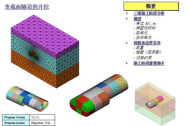 MidasGTS隧道开挖建模培训PPT剖析