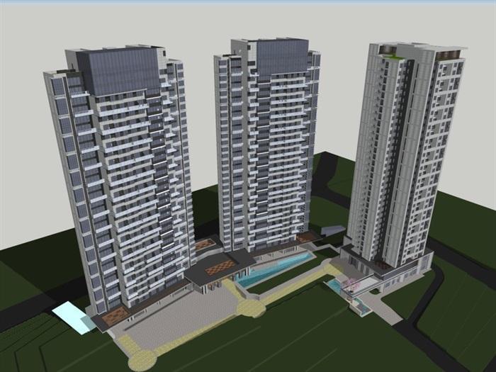 分包安全文明施工方案资料下载-住宅总承包项目安全文明施工HSE策划(164页)