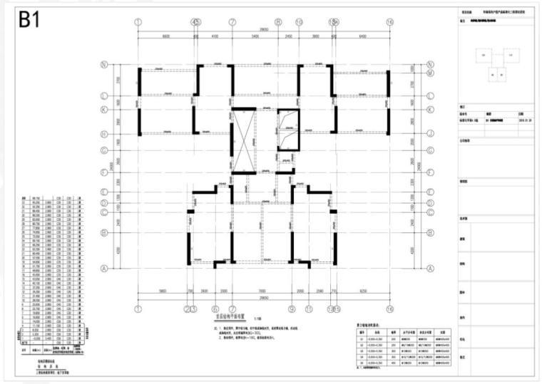 保利华南高层住宅三阶标准化产品--结构机电