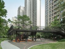 广州保利广钢140地块住宅景观