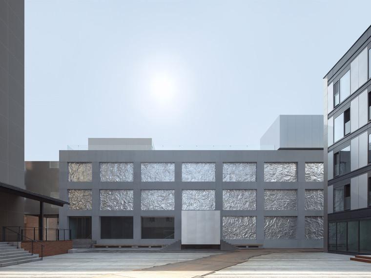 北京木木艺术社区改造