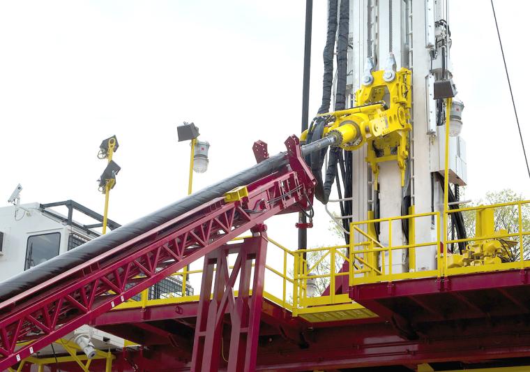 钻井自动化、智能化、大趋势培训讲义PPT-02陆地自动化钻机
