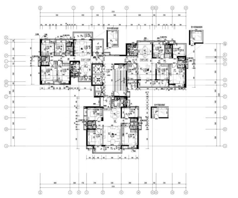 保利华南高层住宅三阶标准化产品-建筑篇